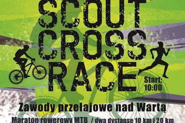 SCOUT CROSS RACE - Zawody przełajowe nad Wartą [ZAPISY]