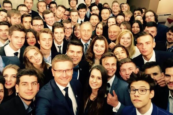 Młodzież przejęła władzę  w Częstochowie