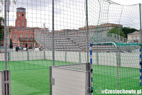 Już dzisiaj! Zaczynamy Euro 2016 w Częstochowie na Placu Bieganskiego
