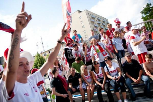 Kibicuj reprezentacji Polski na Placu Biegańskiego!