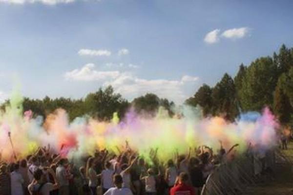 Już tylko 4 dni dzielą nas od najbardziej kolorowej imprezy w Częstochowie! Festiwal Kolorów już 28 sierpnia w Parku Lisiniec!