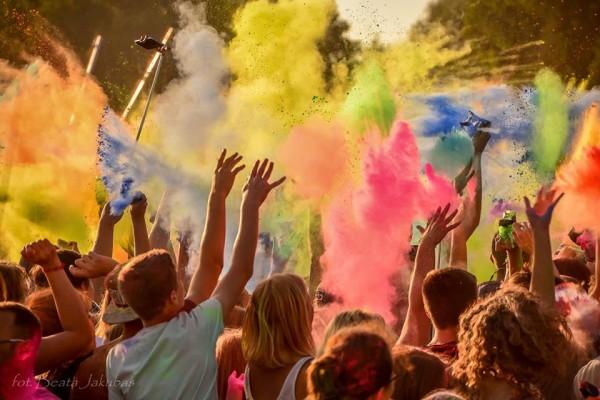 Zobaczcie jak bawiliście się podczas Festiwalu Kolorów w Częstochowie! [galeria zdjęć]