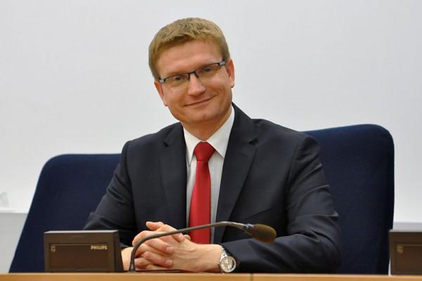 """Prezydent Częstochowy Krzysztof Matyjaszczyk otrzymał tytuł """"Lidera z powołania"""""""