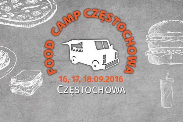 Aktywna Częstochowa została partnerem częstochowskiego Food Camp'a, który odbędzie się już w ten weekend na Placu Biegańskiego!