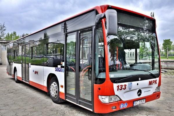 40 nowoczesnych autobusów w Częstochowie. Będą to ciche diesle z bogatym wyposażeniem