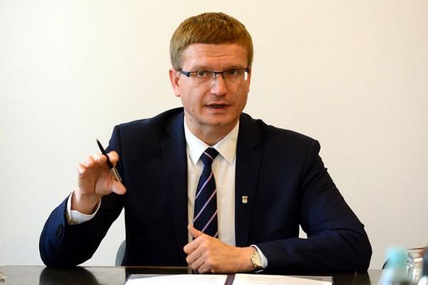 Prezydent Krzysztof Matyjaszczyk zaproponował żeby nie wprowadzać żadnych podwyżek podatków, a niektóre stawki podatkowe mocno obniżyć