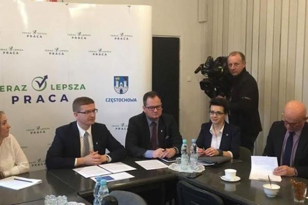 Teraz Lepsza Praca w Częstochowie! Premiowane wynagrodzenia przekraczające 150% minimalnego wynagrodzenia oraz zatrudnienie w oparciu o umowę o pracę!