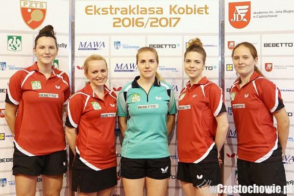 HIT! Częstochowskie tenisistki w piątek zawalczą o mistrzostwo Polski