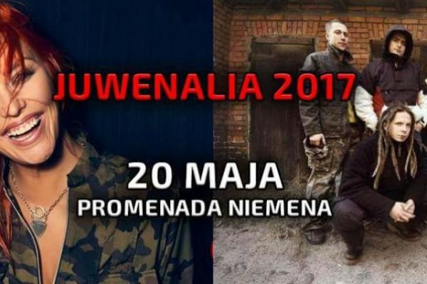 Juwenalia Fest 2017 już w najbliższą sobotę! - Red Lips i Vavamuffin
