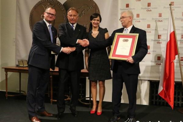 Częstochowa pierwszym miastem z Honorowym Medalem Europejskim!