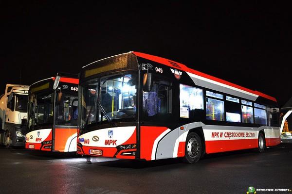 Zmiana tras linii autobusowych na Parkitce!