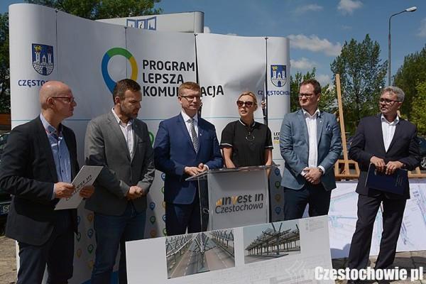 Są fundusze unijne na centra przesiadkowe w Częstochowie!