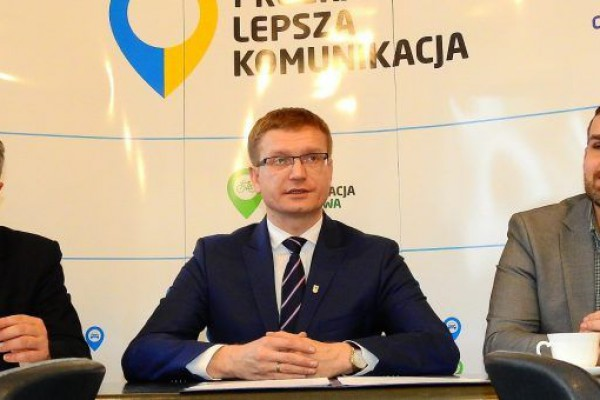 Prezydent Matyjaszczyk apeluje do ministra o bezpłatną obwodnicę. Przyłączyli się kolejni samorządowcy
