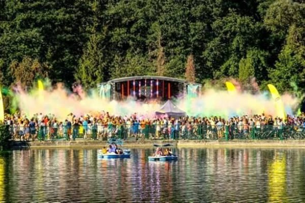 Festiwal Kolorów w Częstochowie - wystąpią Lanberry i BRO