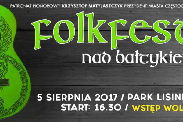 ",,Folk Fest nad Bałtykiem"""