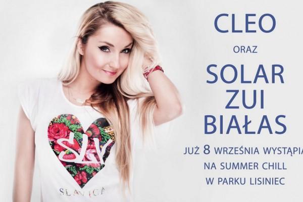 Cleo i SB Maffija zagrają w Częstochowie podczas Summer Chill w Parku Lisiniec już 8 i 9 września!