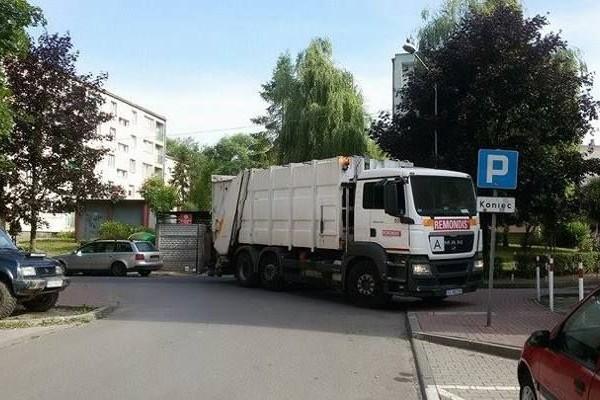 Wywóz śmieci w Częstochowie wraca do normy!
