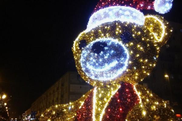 Już 3 grudnia obejrzymy nową iluminację świąteczną!