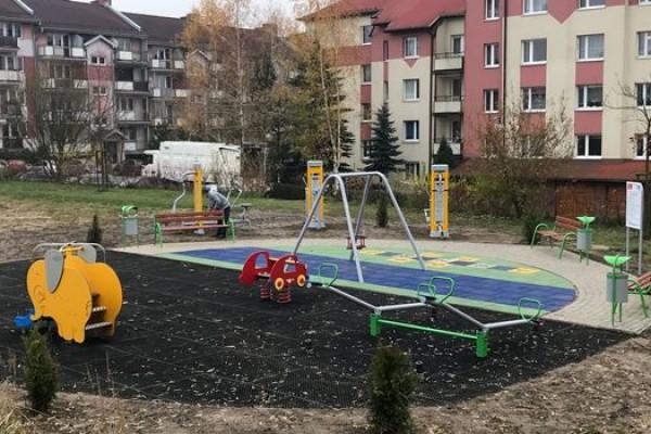 Nowe place rodzinnej rekreacji aż w 5 dzielnicach!