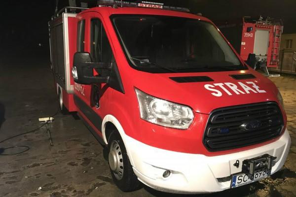 OSP Błeszno otrzymało nowy wóz strażacki!