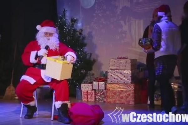 Mikołajkowe paczki dla dzieci od ZGM TBS