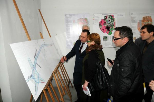 Nowa koncepcja budowy połączenia ul. 1 Maja z Krakowską. Elanex zostaje w jednym kawałku