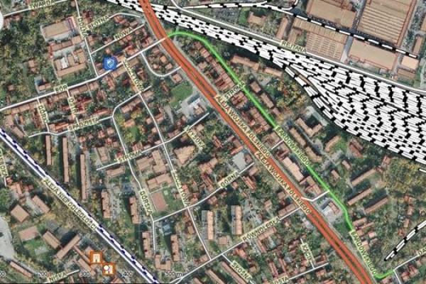 Ruszyła przebudowa ulicy Bardowskiego
