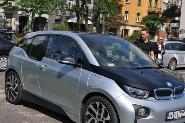 """Elektryczne samochody to już teraźniejszość - """"Częstochowskie dni elektromobilności."""""""