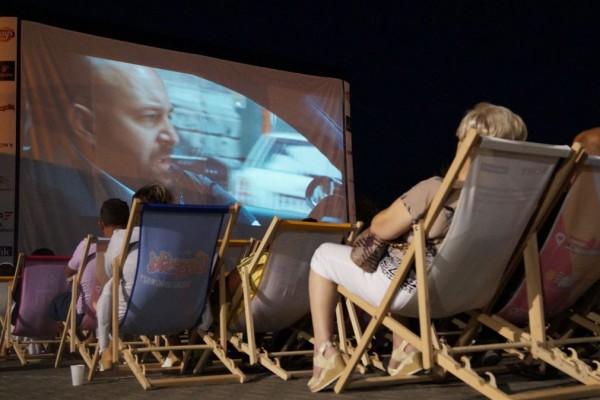 Kino na Leżakach w dzielnicy Stradom już jutro!
