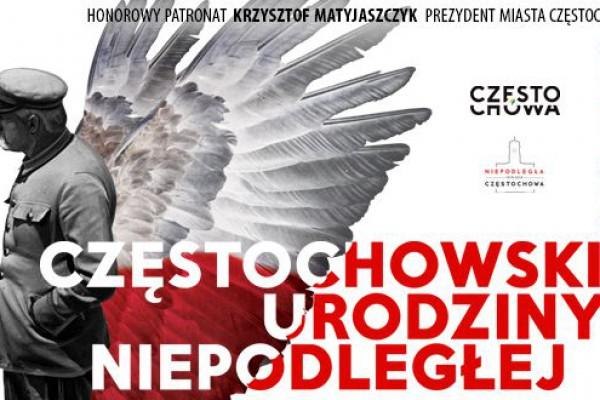 Święto Niepodległości w Częsotchowie.