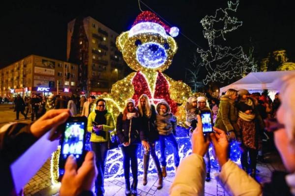 Już 8 grudnia obejrzymy nową iluminację świąteczną!