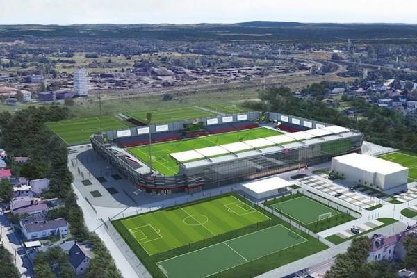 Miasto wysłało wniosek o dofinansowanie Centrum Piłki Nożnej teraz wszystko w rękach Ministerstwa