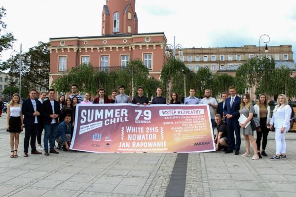 Summer Chill 2019. Koncerty, zabawa i adrenalina
