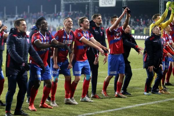 Prezydent Częstochowy pogratulował Rakowowi awansu do ekstraklasy. Miasto przygotowuje się do modernizacji stadionu