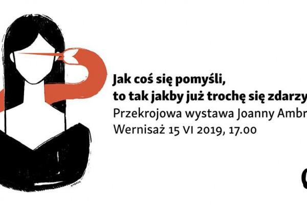 """Książki obrazowe, malarstwo, plakaty częstochowianki Joanny Ambroz w OPK """"Gaude Mater"""""""