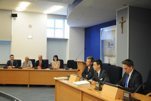 Młodzieżowa Rada Miasta po pierwszym posiedzeniu w nowej kadencji