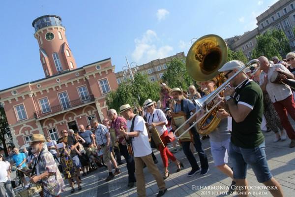 Częstochowa znów była stolicą jazzu tradycyjnego (zdjęcia)