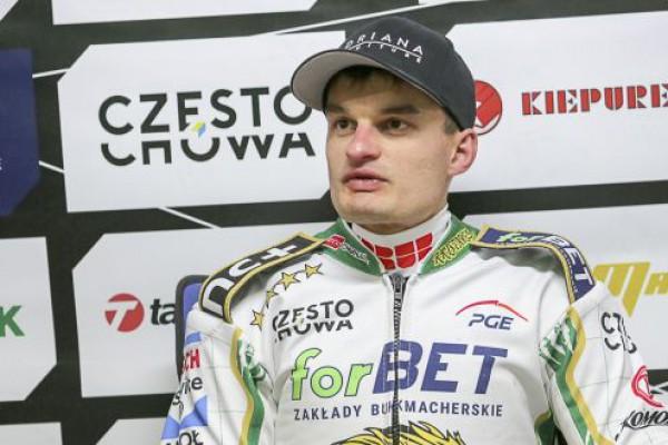 Miedziński wygrał półfinał IMP w Rawiczu!