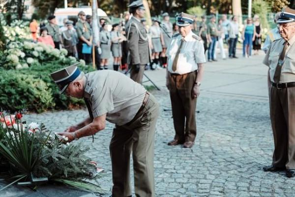 Częstochowskie obchody 75. rocznicy wybuchu Powstania Warszawskiego