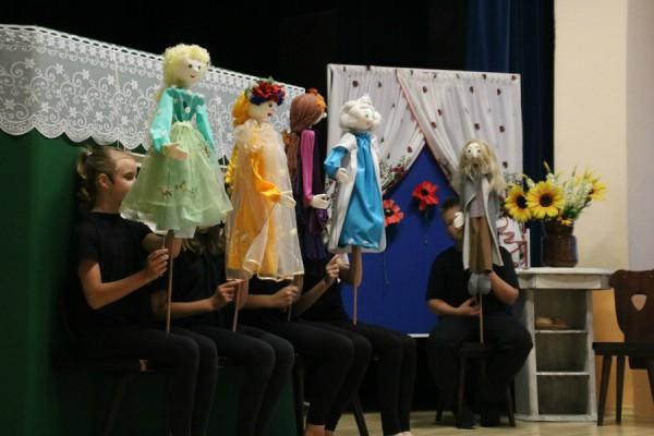 Częstochowski teatr szkolny na podium międzynarodowego festiwalu