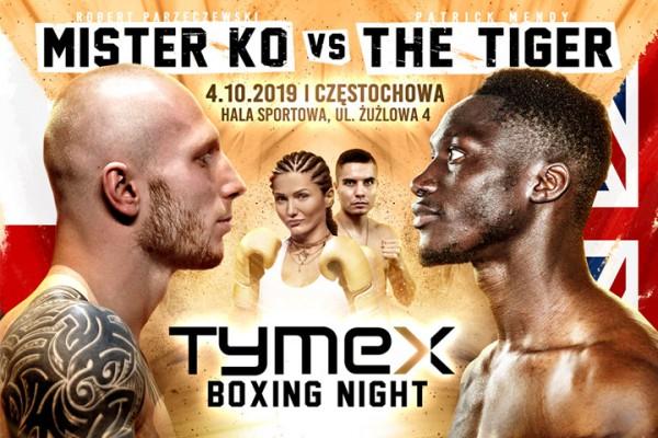 Gwiazdy Tymex Boxing Promotion znów powalczą w Hali Sportowej Częstochowa
