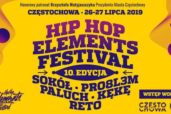 Na Północy zagości rap. Hip Hop Elements obchodzi okrągły jubileusz