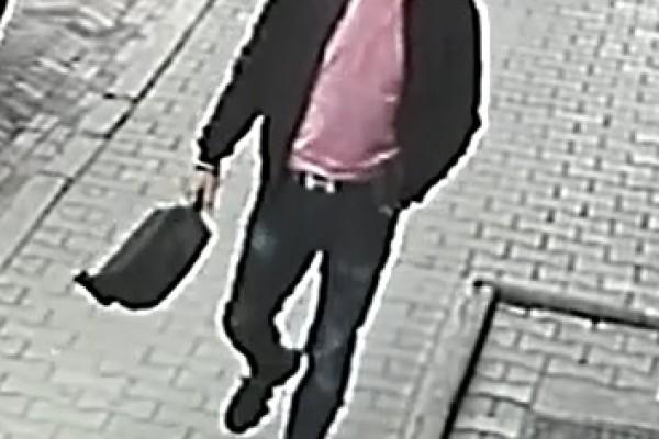 Poszukiwani sprawcy rozboju w Częstochowie. Policja publikuje wizerunek mężczyzny i portret pamięciowy kobiety