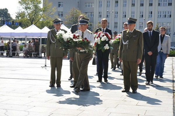 Częstochowa upamiętni 80. rocznicę wybuchu II wojny światowej