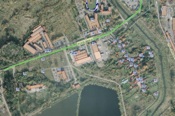 W przyszłym roku ulica Kucelińska będzie mieć odwodnienie