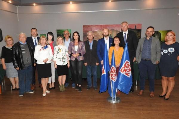Kandydaci Lewicy do Sejmu i Senatu z poparciem Rady Powiatowej OPZZ w Częstochowie