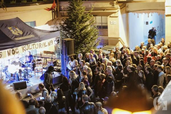 Kulturalnie w sobotnią noc w Częstochowie
