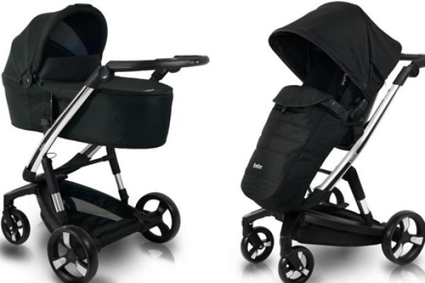 Częstochowski wózek dziecięcy nagrodzony na najwększych w Europie targach branżowych