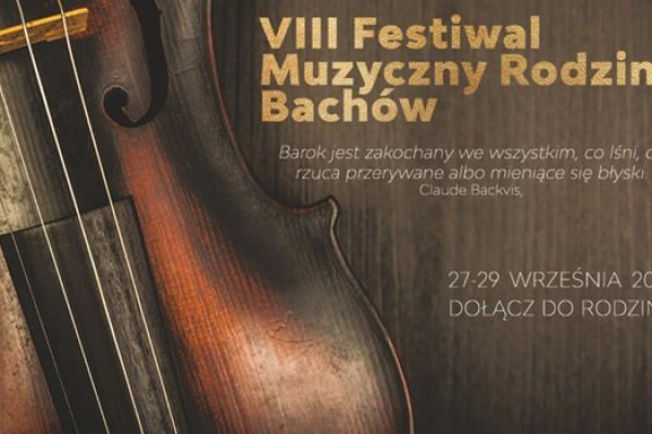 Rusza kolejna edycja Festiwalu Muzycznego Rodziny Bachów