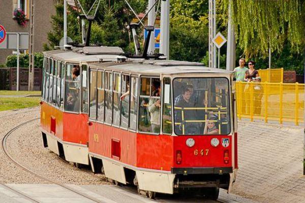 Skrócenie trasy tramwaju nr 1. Tylko w piątek przez kilka godzin